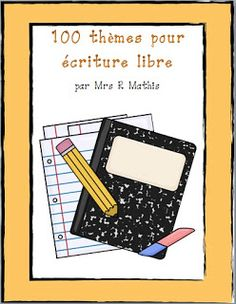 More writing prompts! (Also have kids come up with interesting ones throughout the year or at the beginning of the year). *CREATE classroom journals that kids can write entries in during journal writing time! 6th Grade Writing, Teaching 5th Grade, 6th Grade Ela, 5th Grade Teachers, Sixth Grade, Teaching Writing, Writing Activities, Teaching Ideas, Elementary Teaching