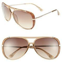 eefb3ccb66d98 MICHAEL Michael Kors  Julie  60mm Aviator Sunglasses on shopstyle.com  Michael Kors Sunglasses