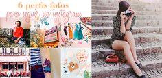 Se você também é viciada em instagram e tá sempre procurando novos perfis para seguir, vem ver nossa mini lista só com gente bacana e inspiradora!O primeiro da lista, o perfil @designlovefest, da blogger Bri Emery, é um espaço aonde ela compartilha fotos do seu dia a dia em Los Angeles, viagens e imagens incríveis …