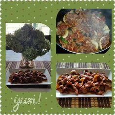 Spicy pork~Korean style