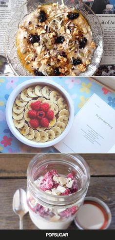Pin for Later: Overnight Oats: The Easiest Breakfast You'll Ever Make