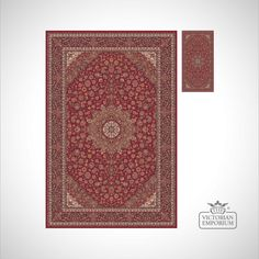 Victorian Rug - style FA5643 - Rugs