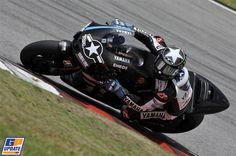 Ben Spies, Yamaha Factory Racing, MotoGP test at Sepang 28 February 2012
