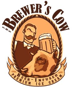 The Brewers Cow | beer ice cream
