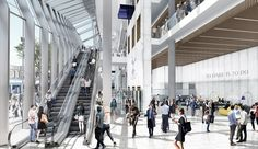 Welcome to the home Tottenham Hotspur's new stadium; a world class sports and entertainment venue. Soccer Stadium, Football Stadiums, Tottenham Hotspur, Entrance, Street View, London, World, News, Food Court
