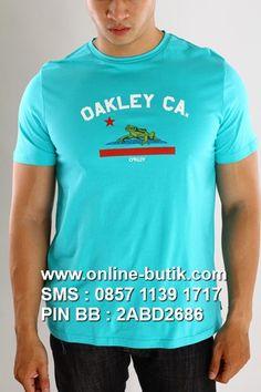 KAOS OAKLEY ORIGINAL | Kode : TO OAKLEY 157 | Rp. 205,000