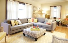Love the colors!    Check out Pick of the Week - Living Room Style on the Design By IKEA blog.