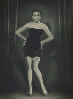 Betty boop.  We're a team of vintage photography aficionados based in Ukraine, We indulge our passion for time-honored archetypes of female allure by delivering our own take on some of them, in the best tradition of each particular period, yet with the help of some latter-day tools and techniques.   you can see huge amount of it here: retroatelier.com