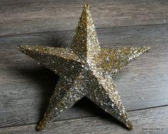star on a Christmas tree