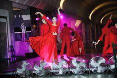Ночь балета в Московском метро
