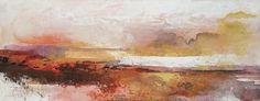 Untitled 3 paysage abstrait, senza titolo , paesaggio astratto , acrilico su tela 2015