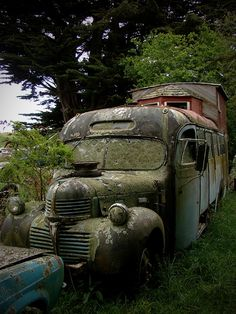 Lost | Forgotten | Abandoned | Displaced | Decayed | Neglected | Discarded | Disrepair | On a calm day.... | Retro Rides