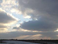 Clouds Amazing Photos, Cool Photos, Storm Clouds, Sunrises, Storms, Rainbows, Lightning, Most Beautiful, Snow
