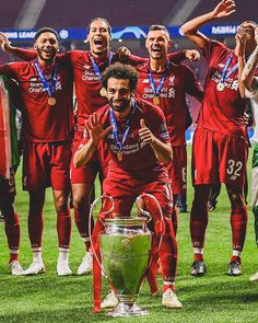 🔴 are Champions of Europe for the SIXTH time. Liverpool Fc Champions League, Liverpool Players, Liverpool Football Club, Liverpool Legends, Liverpool Fc Wallpaper, Liverpool Wallpapers, Premier League, Mohamed Salah Liverpool, This Is Anfield