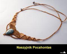 Naszyjnik Pocahontas