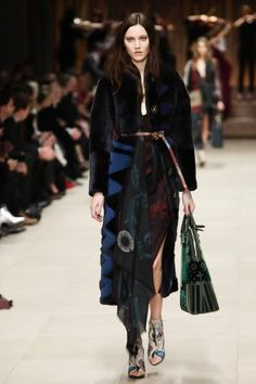 Instagram - Burberry Prorsum @ London Womenswear A/W 2014 - SHOWstudio - The Home of Fashion Film and Live Fashion Broadcasting