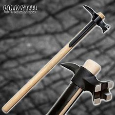 Cold Steel War Hammer:: This War Hammer from Cold Steel would make Thor himself proud! www.gonnawannagetit.com