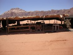 Tienda beduina