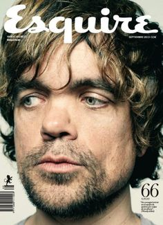 Esquire (Spain) Dinklage close-up