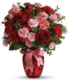 Find Romantic Flowers for Your True Love   Teleflora