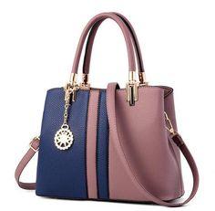 2017 fashion Women handbag designer women bags brands high quality shoulder bag patchwork ladies tote bolsas LB05