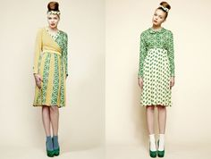 Charlotte Taylor dress for summer 2012