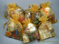 #gift assortments of #soap handcrafted by Nancy Denmark ready for purchase