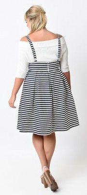 Plus Size Vintage Pin Up Clothing & Dresses | Unique Vintage