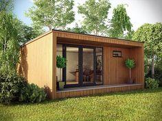 Bildresultat för garden office L shaped