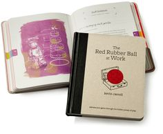 The Red Rubber Ball at Work - Lisi Design