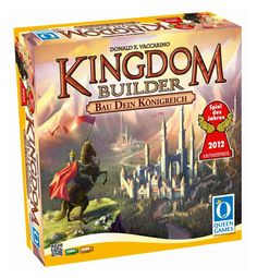 Kingdom Builder - Geschenke von Geschenkidee