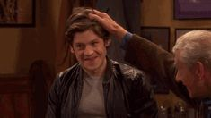 """It's refreshing to see Iwan Rheon play the lovable Ash, who's very different from his character in Game of Thrones. 