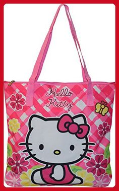b2b578939c Hello Kitty Sanrio Large Tote - Totes ( Amazon Partner-Link) Casual Bags
