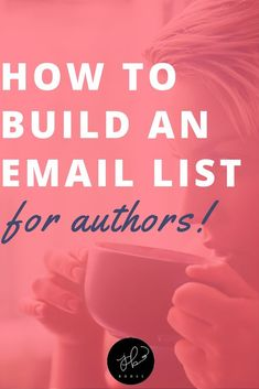 Building an email list is the best way for authors to connect with their readers. Creating your own email list allows you to connect with your readers directly. Learn how to grow your readership through an email list! Writing Advice, Writing Resources, Writing A Book, Writing Ideas, Fiction Writing, Writing Skills, Creative Writing, Mailing List, Indie