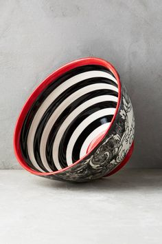 ugh someone get me this as a housewarming gift!! Felicitation Bowl by Molly Hatch  #anthrofave #anthropologie