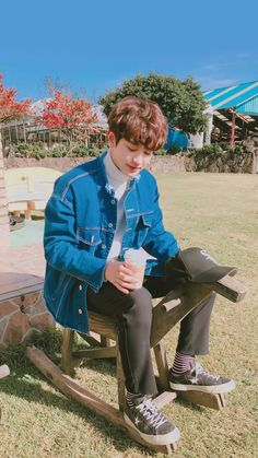 Chanyeol ❤ Oppa 💙👀 Exo ✌ Exo_k Baekhyun, Chanyeol Cute, Park Chanyeol Exo, Kpop Exo, Fanfic Exo, Exo Album, Exo Lockscreen, Z Cam, Exo Korean
