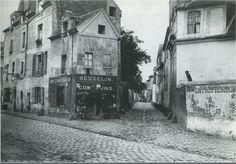 century streets of Paris Paris 13eme, Le Marais Paris, Old Paris, Vintage Paris, Paris France, Old Street, Paris Street, Marcel, Les Gobelins