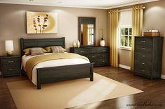 Vendôme   South Shore ™ Furnitures bedroom