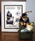 For Sale: MILWAUKEE BREWERS SANTA'S GIFT  ORNAMENT FIGURINE  THE MEMORY CO. - See More At http://sprtz.us/BrewersEBay