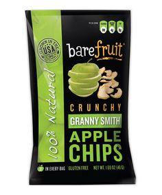 Look at this #zulilyfind! Granny Smith Crunchy Apple Chips - Set of 10 by bare snacks #zulilyfinds