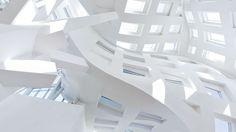 Pompidou Center, Paris.  Modern art museum; has a children's gallery.