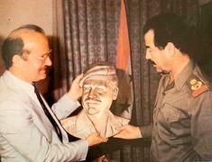 Iraqi President, Beard Logo, Saddam Hussein, Presidents, Superhero, Story Characters