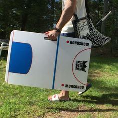 The wait is finally over! Introducing the Official Saucer King Game set Hockey Games, Hockey Players, Kings Game, Outdoor Play, Jun, Instagram Posts, Outside Games