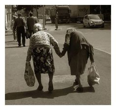 Friendship. Photographer unknown.