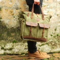 bag and background... love it