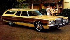 1974 Chrysler Town & Country