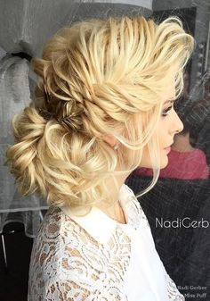 100 Wedding Hairstyles from Nadi Gerber You'll Want To Steal | Hi Miss Puff