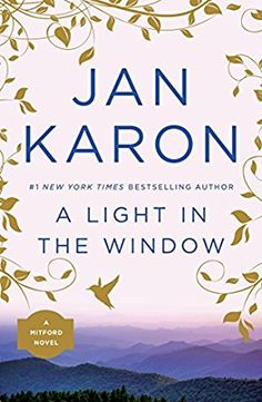 """A story about ordinary lives, (mostly) lovable characters, and the small drama of the everyday. The publisher says, """"Fans of the series say they long to buy real estate in Mitford, just so they can live next door to these funny and endearing characters and experience the everyday eccentricities of a"""