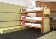 El cuaderno del decorador: Dormitorios infantiles: literas