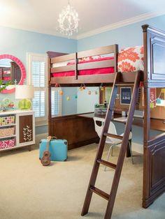 wunderbare Kinderzimmereinrichtung